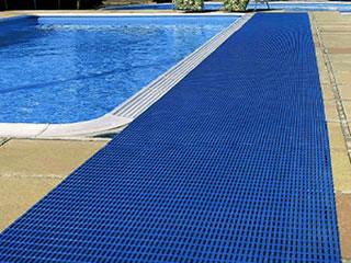 locker room mats Pool